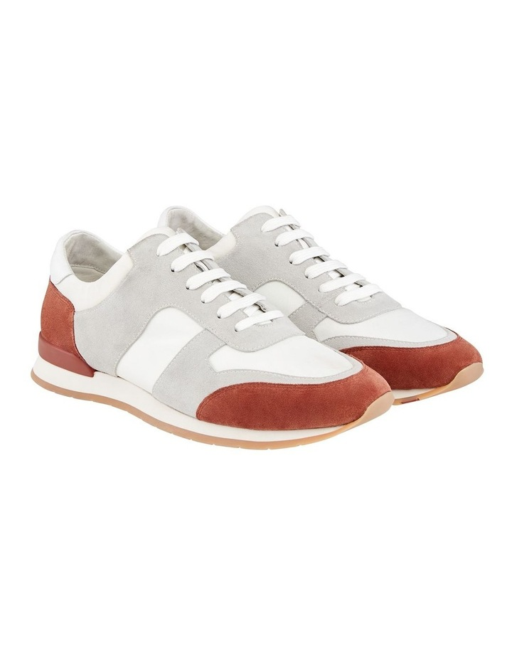Medoc Suede and Nylon Sneakers image 2