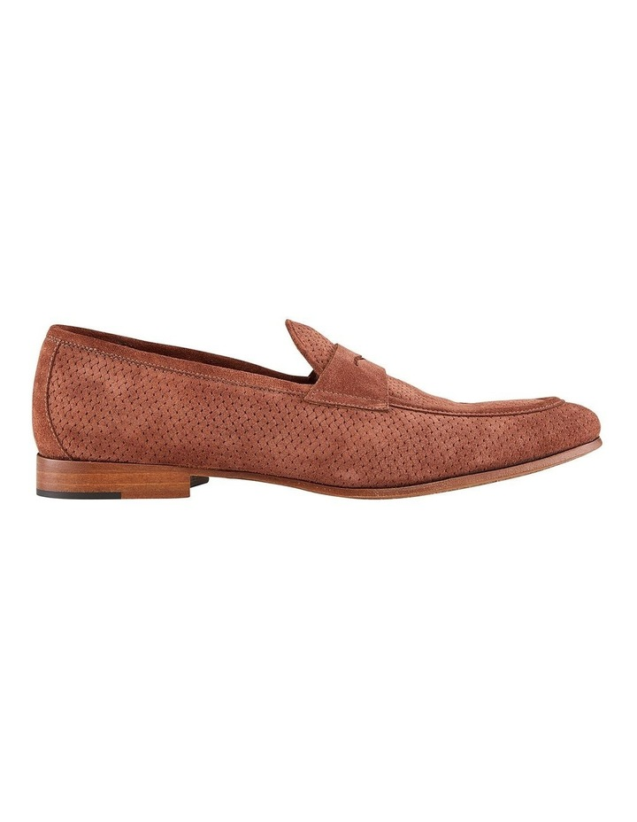 Lawry Suede Penny Loafers image 1