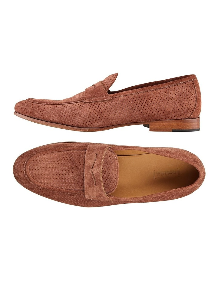 Lawry Suede Penny Loafers image 2