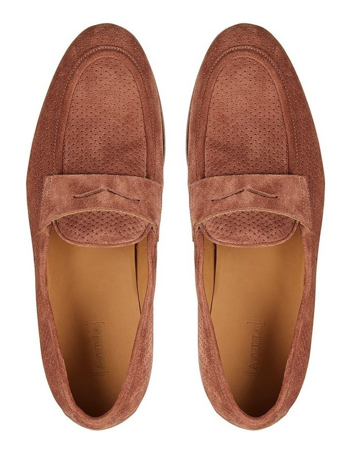Lawry Suede Penny Loafers image 3