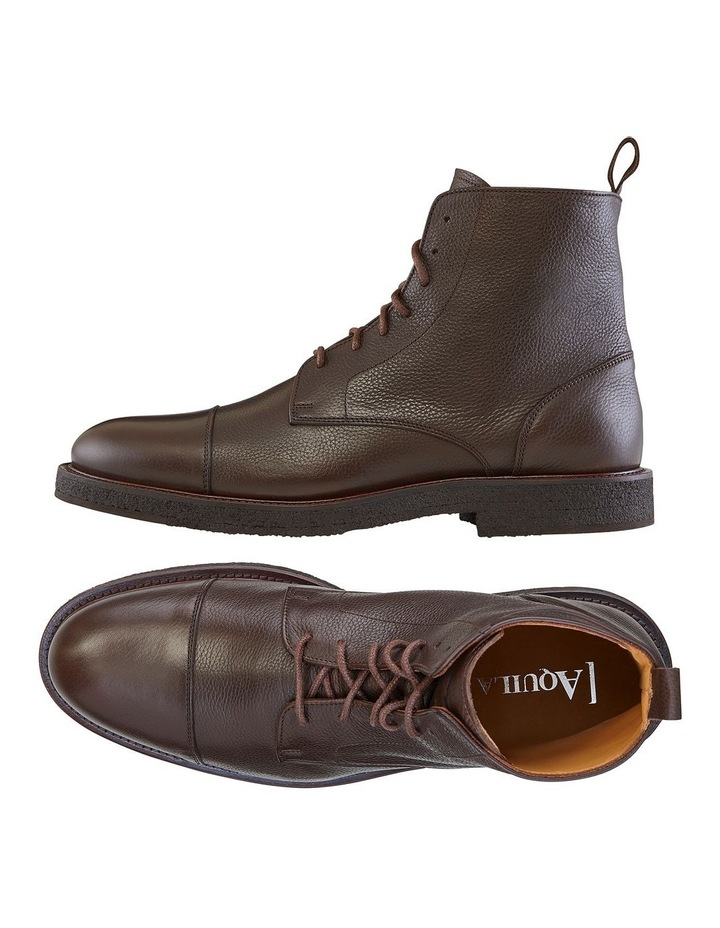Cairo Leather Military Boots image 2