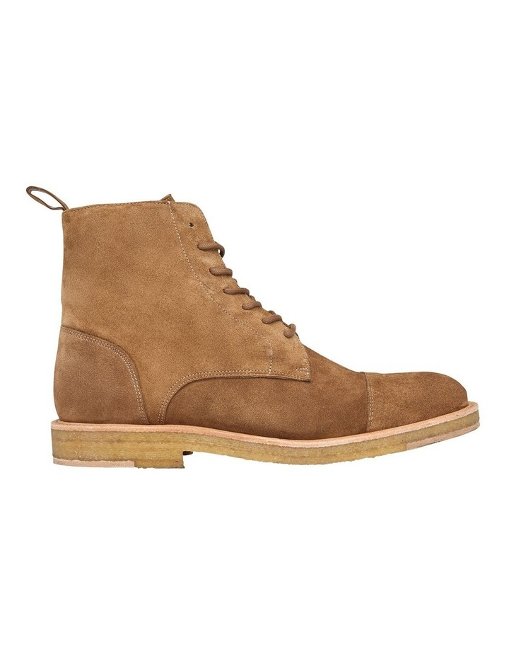 Cairo Suede Military Boots image 1