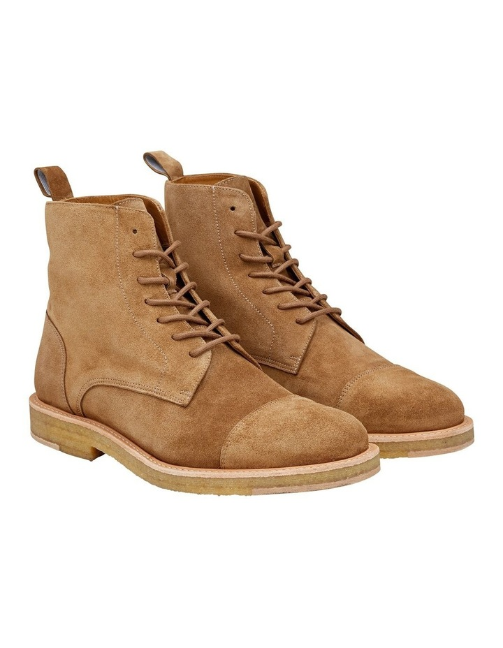 Cairo Suede Military Boots image 3