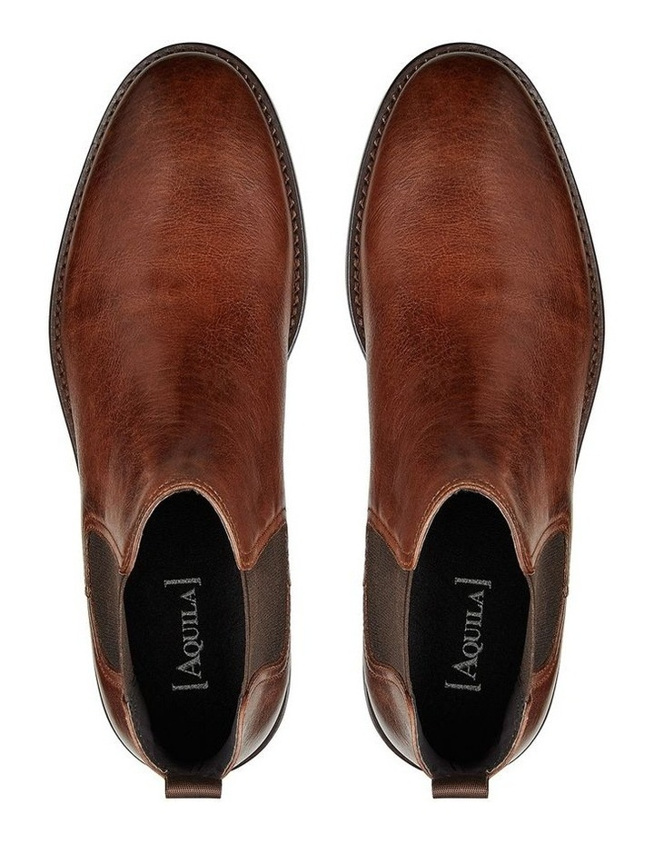 Quintana Leather Chelsea Boots image 3
