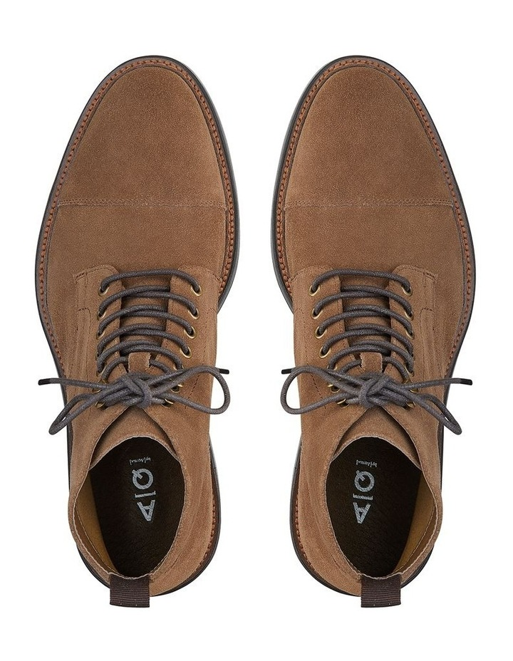 Dunston Suede Military Boots image 3