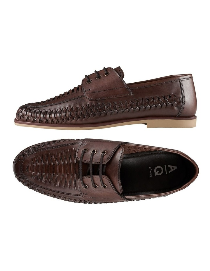 Reno Leather Woven Shoes image 2