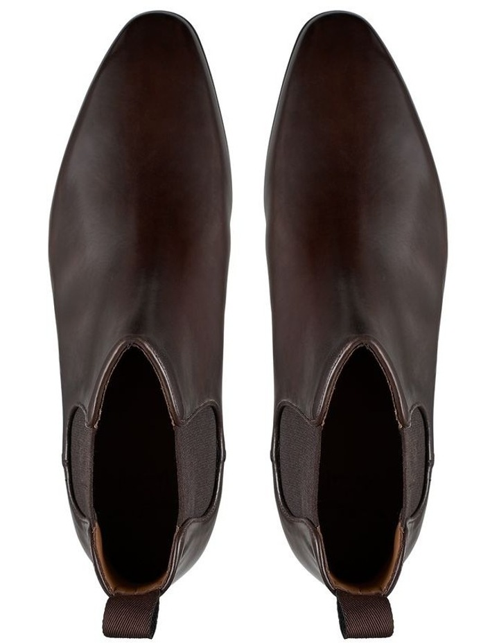 Beaumont Leather Chelsea Boots image 3