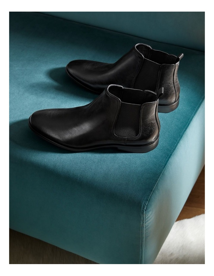 Dayton Leather Chelsea Boots image 4