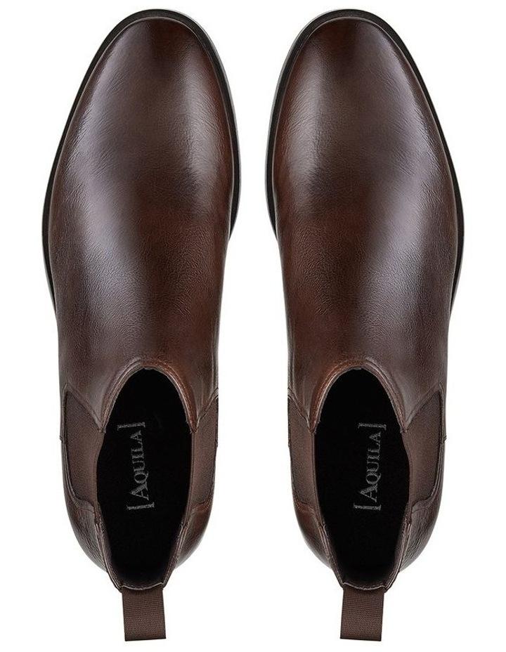 Dayton Leather Chelsea Boots image 3
