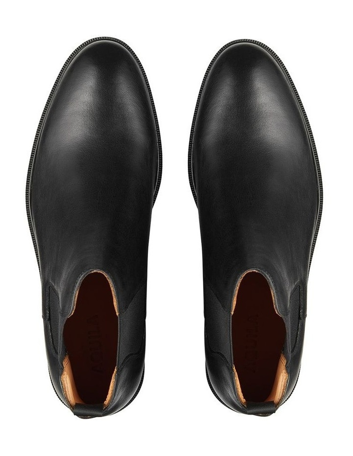 Delmar Leather Chelsea Boots image 3