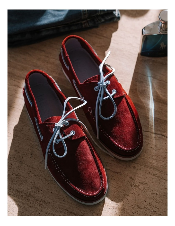 Admiral Suede Boat Shoes image 4