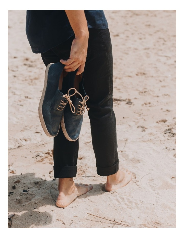 Cottesloe Perforated Leather Casual Shoes image 4