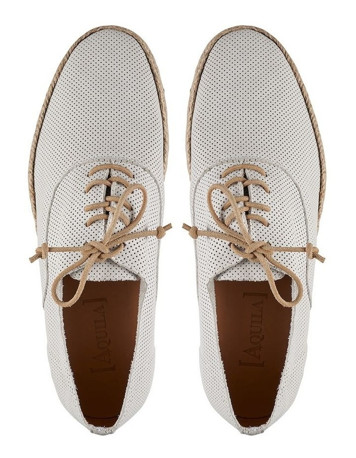 Cottesloe Perforated Leather Casual Shoes image 3