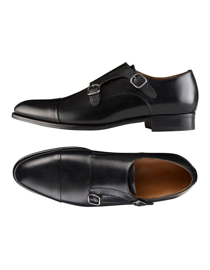 Defoe Leather Monk Strap Shoes image 2