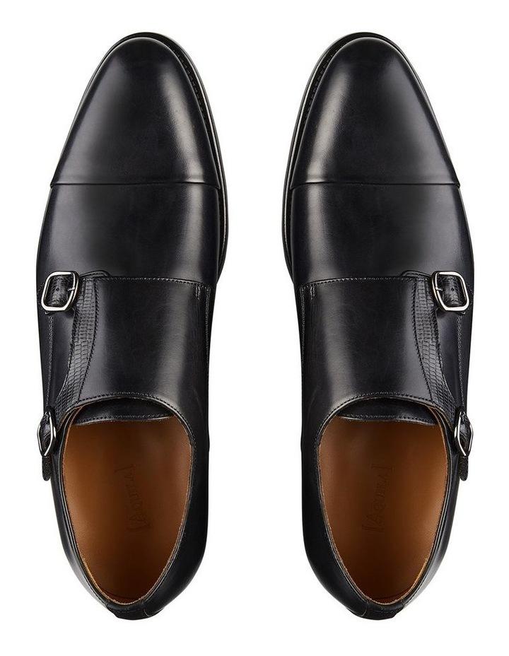 Defoe Leather Monk Strap Shoes image 3