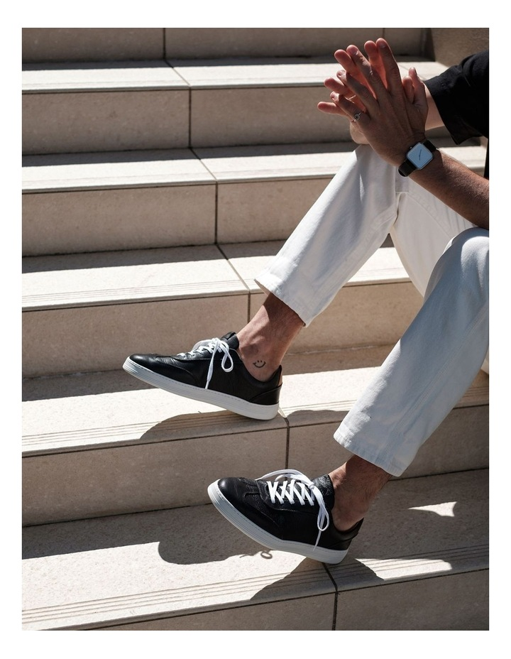 Newcombe Leather Sneakers image 4