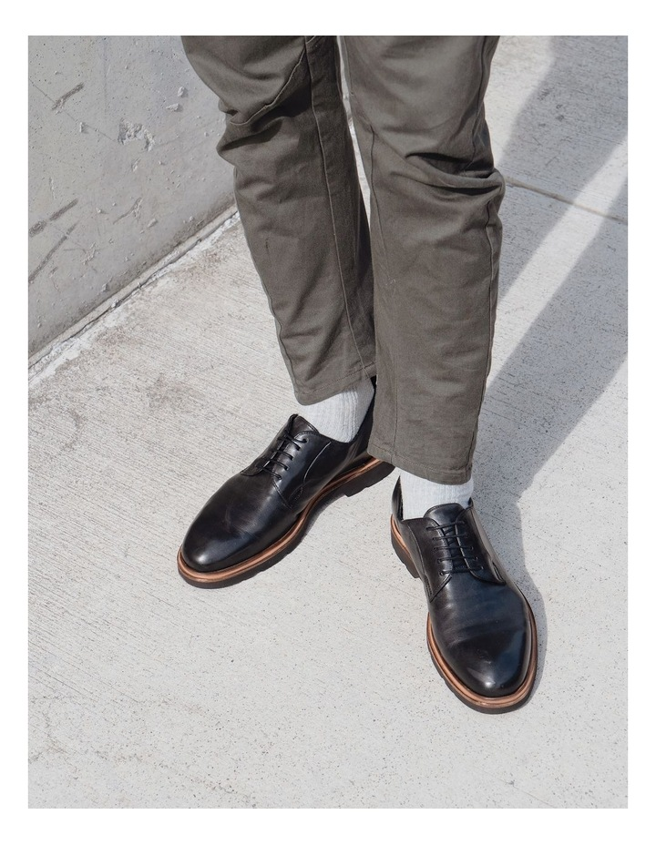 Sonny Leather Derby Shoes image 4