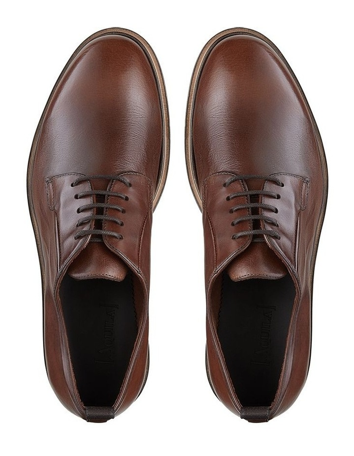 Sonny Leather Derby Shoes image 3