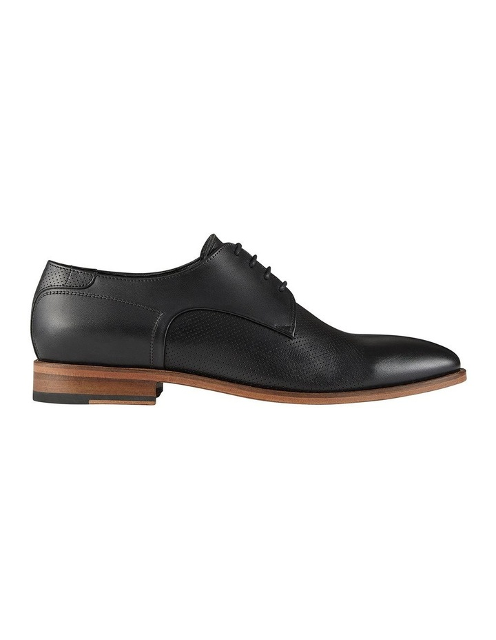 Withers Black Leather Dress Shoes image 1