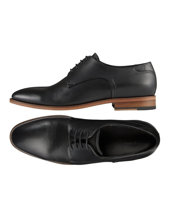 Withers Black Leather Dress Shoes image 2