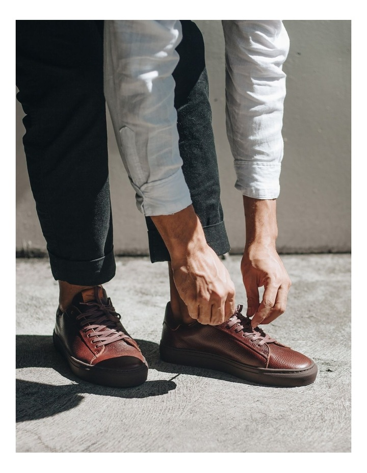 Deco Leather Sneakers image 4