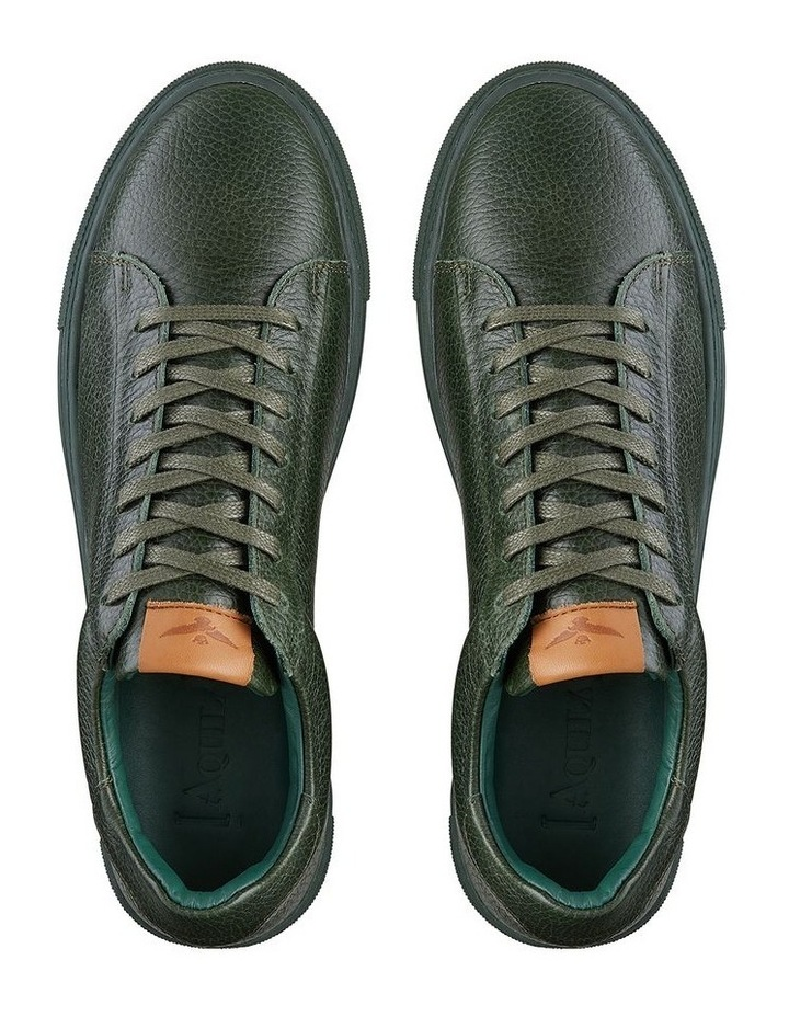 Deco Leather Sneakers image 3