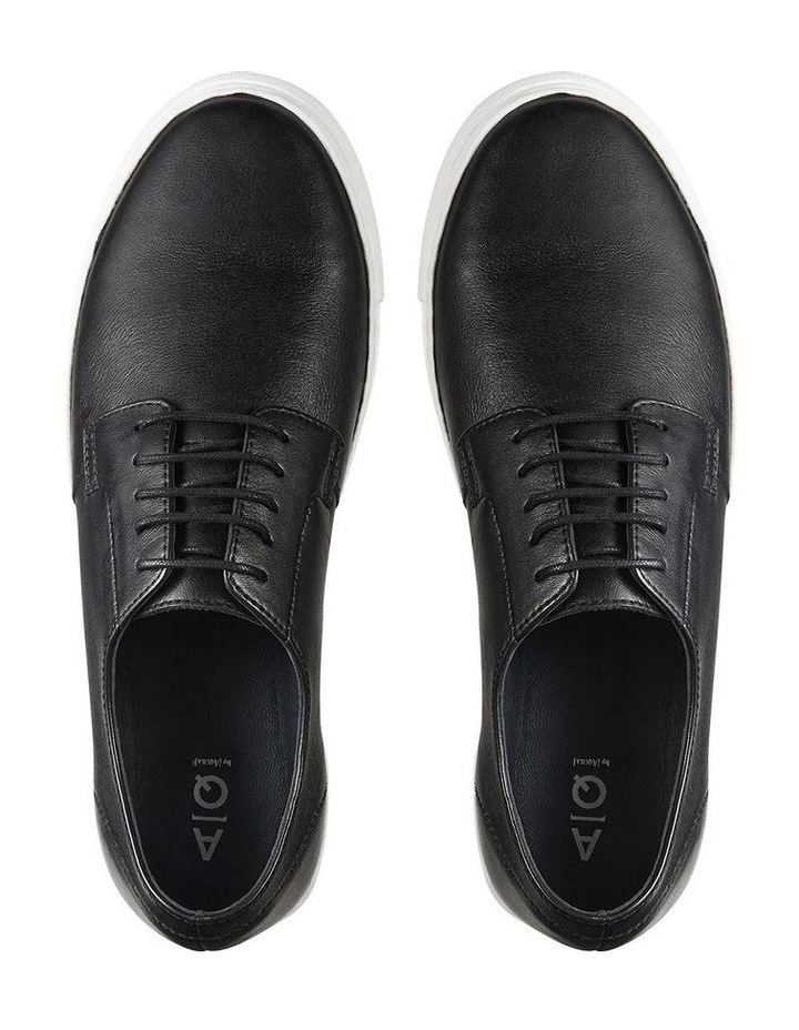 Burnie Leather Sneakers image 3