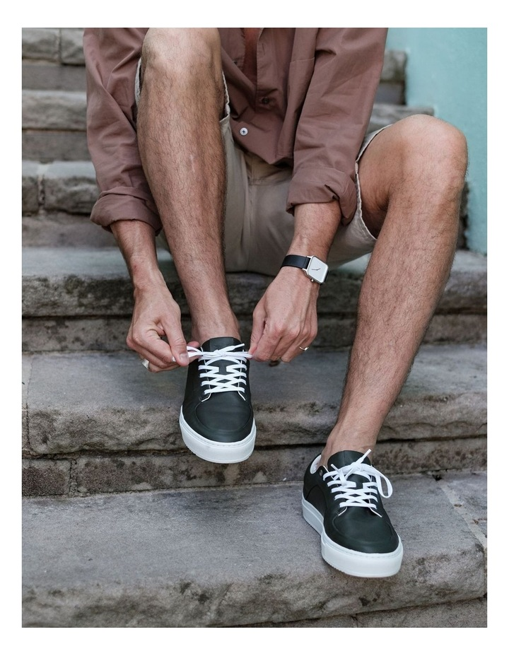 Barros Leather Sneakers image 4