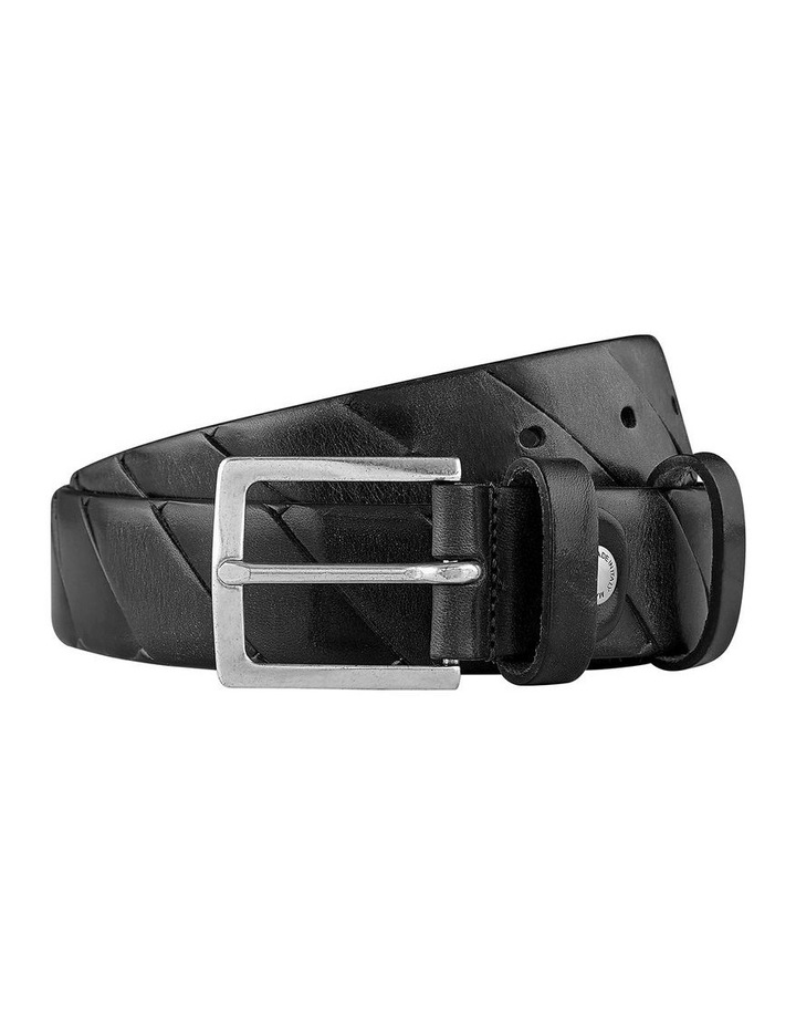 Huntly Leather Belt image 1