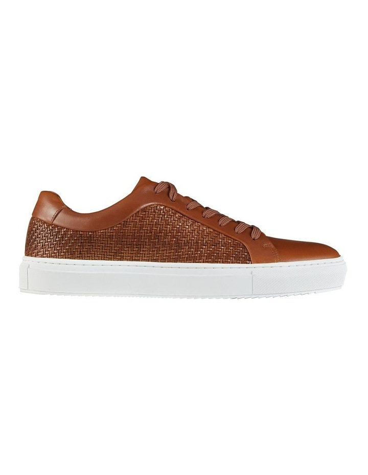 Aztec Leather Sneakers image 1