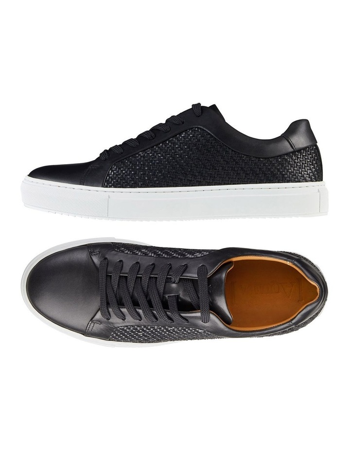 Aztec Leather Sneakers image 2