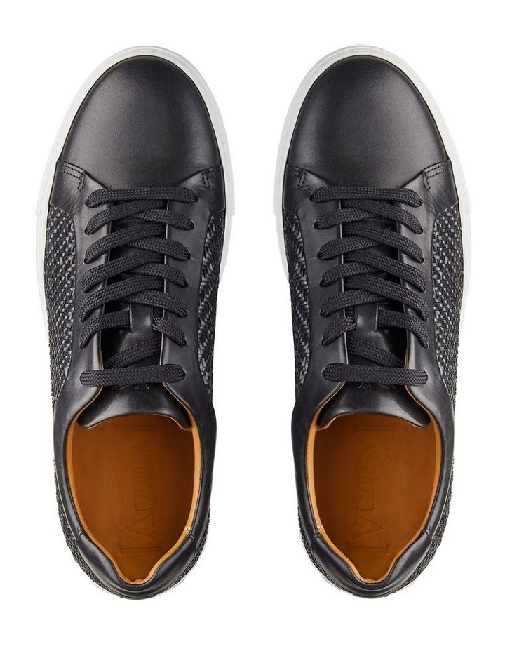Aztec Leather Sneakers image 3