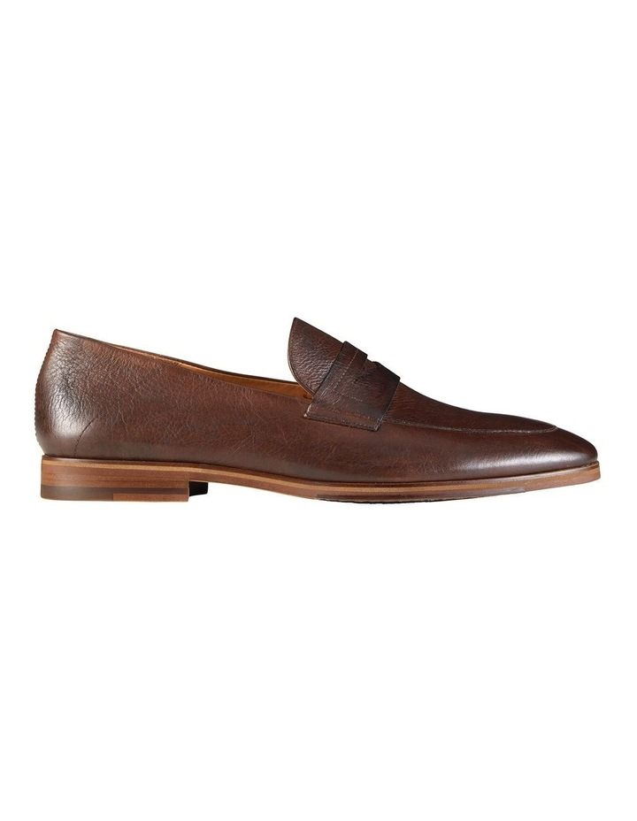 Fernando Leather Penny Loafers image 1