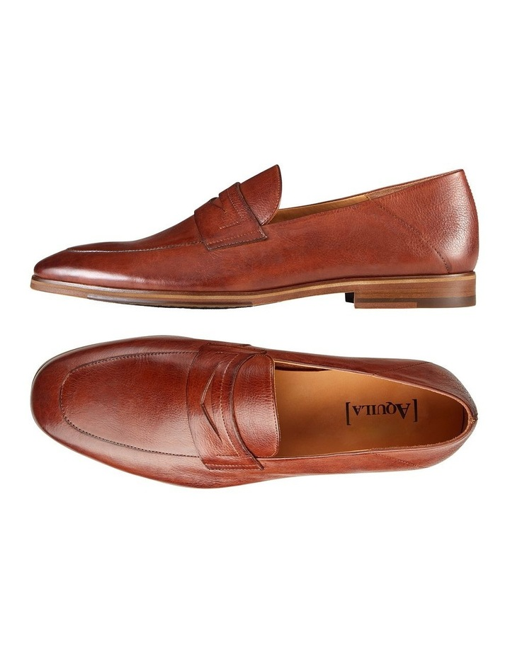 Fernando Leather Penny Loafers image 2