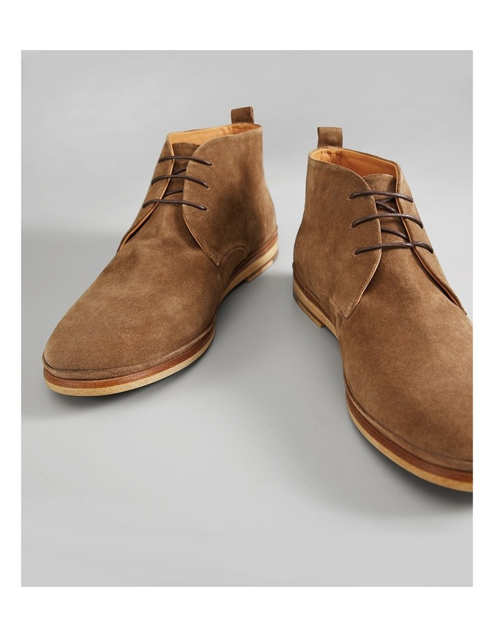 Ellias Suede Chukka Boots image 4