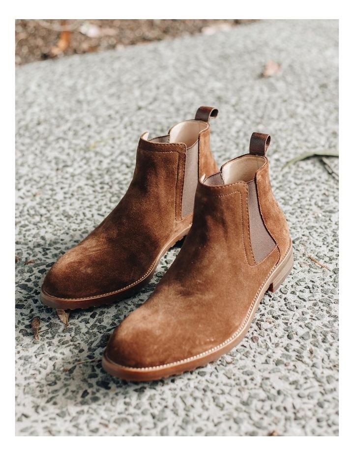 Roarke Suede Chelsea Boots image 4