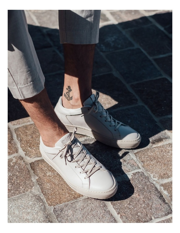 Tracer Leather Sneakers image 4
