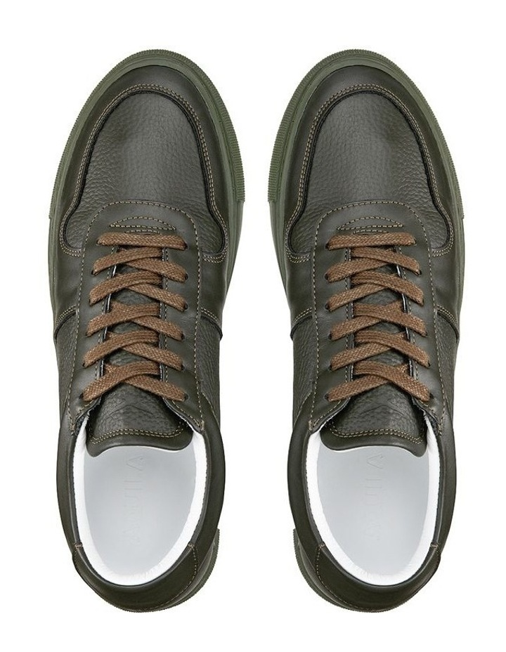 Spectre Leather Sneakers image 3