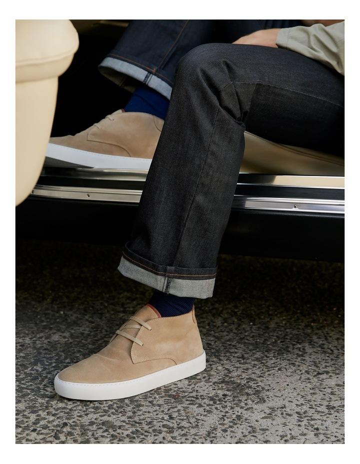 Vader Suede Hi-Top Sneakers image 4