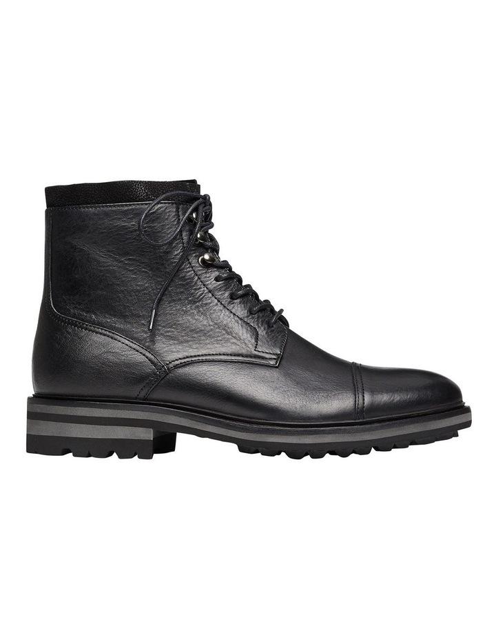 Maurizio Leather Military Boots image 1