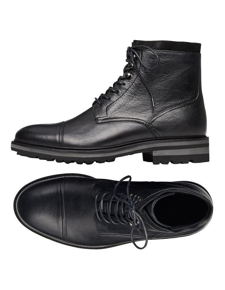 Maurizio Leather Military Boots image 2