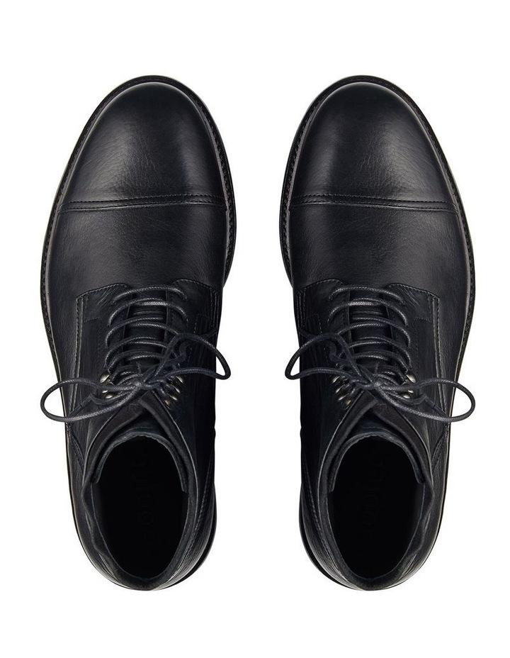 Maurizio Leather Military Boots image 3