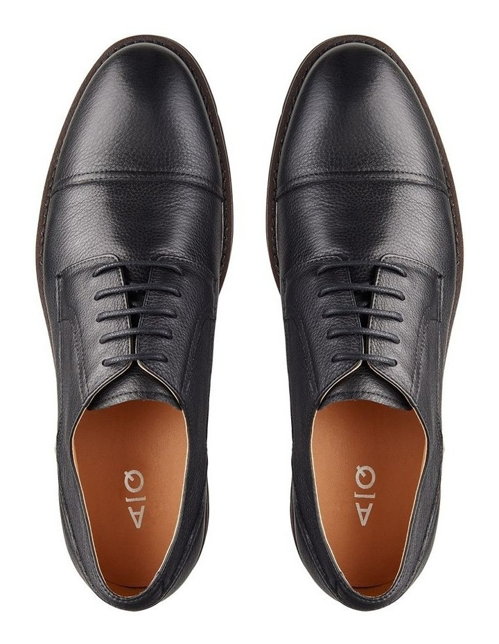 Hartlett Leather Lace Up Shoes image 3