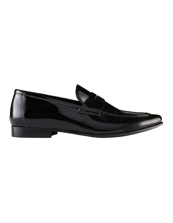 Devan Patent Leather Penny Loafers image 1