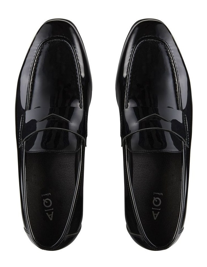 Devan Patent Leather Penny Loafers image 3