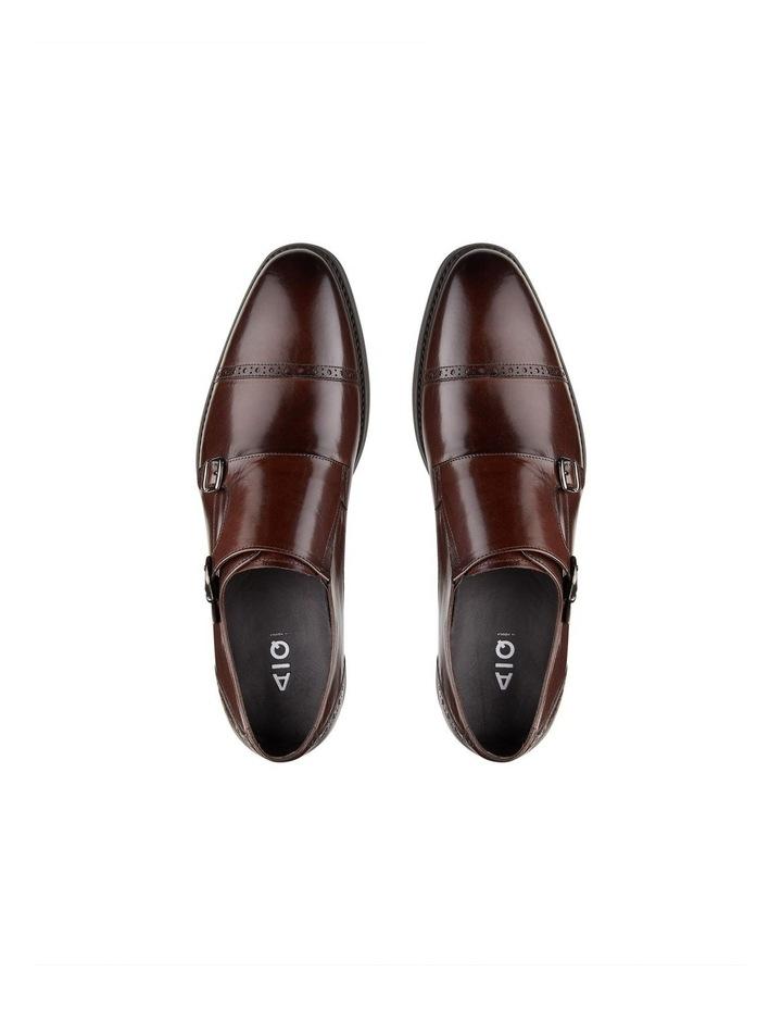 Dwayne Leather Monk Strap Shoes image 2