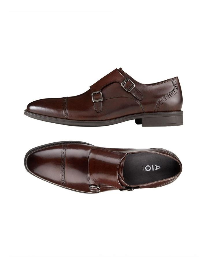 Dwayne Leather Monk Strap Shoes image 3