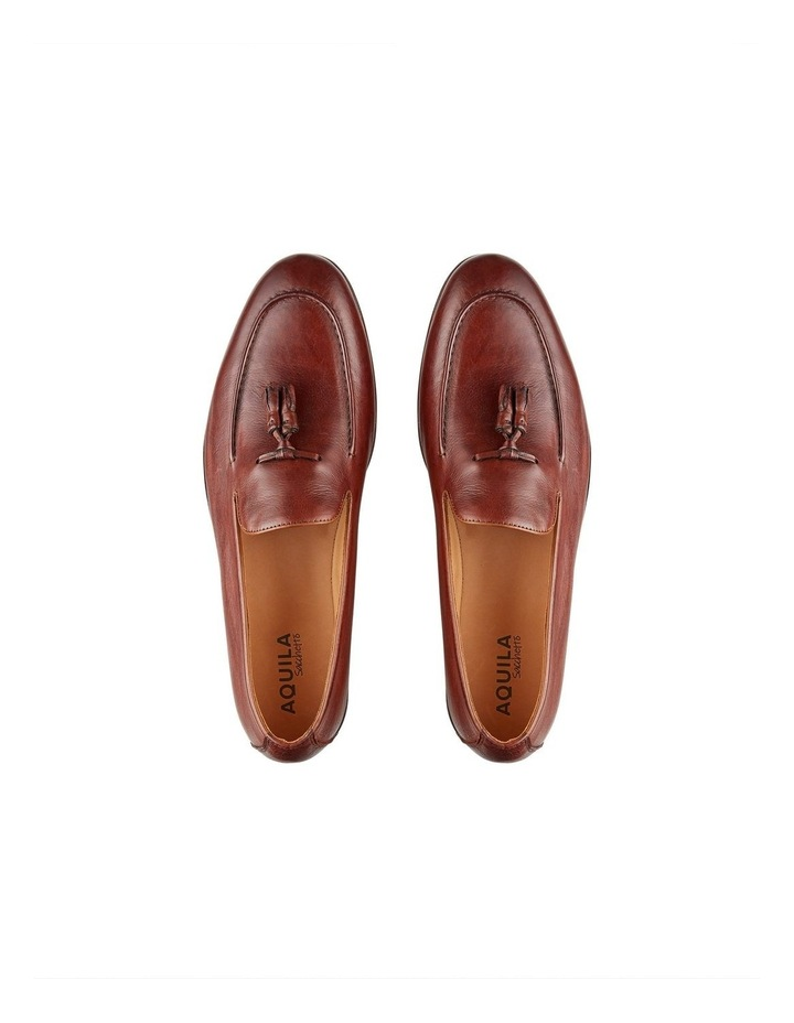 Alberto Tan Leather Loafers image 3