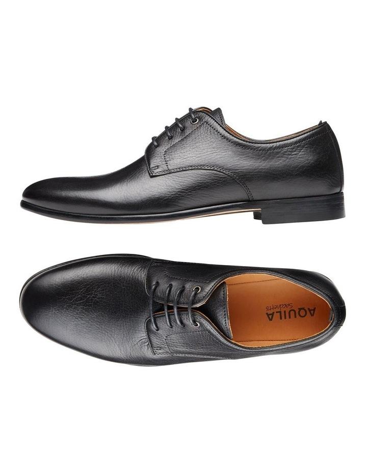 Astor Black Leather Dress Shoes image 2