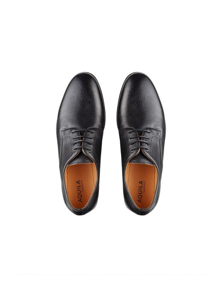 Astor Black Leather Dress Shoes image 3